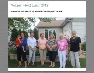 Belwood lunch 2012